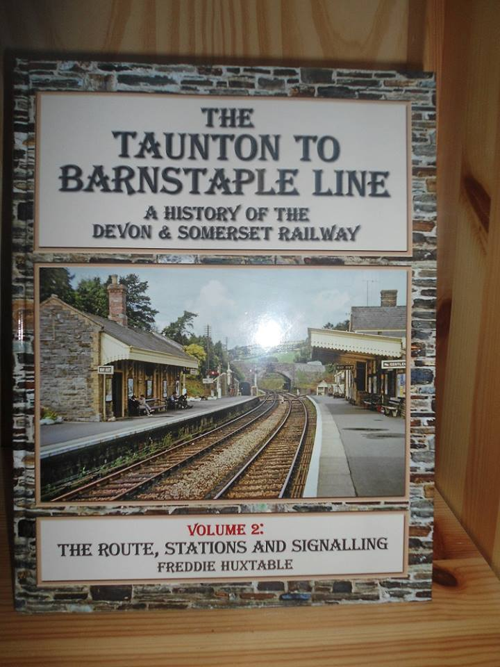 Book Signings at the West Somerset Railway