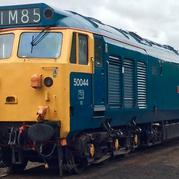 Second Guest Locomotive announcement for the Diesel Gala,