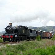 GWR 5101 class No. 5199 moves to the West Somerset Railway for 2021 season