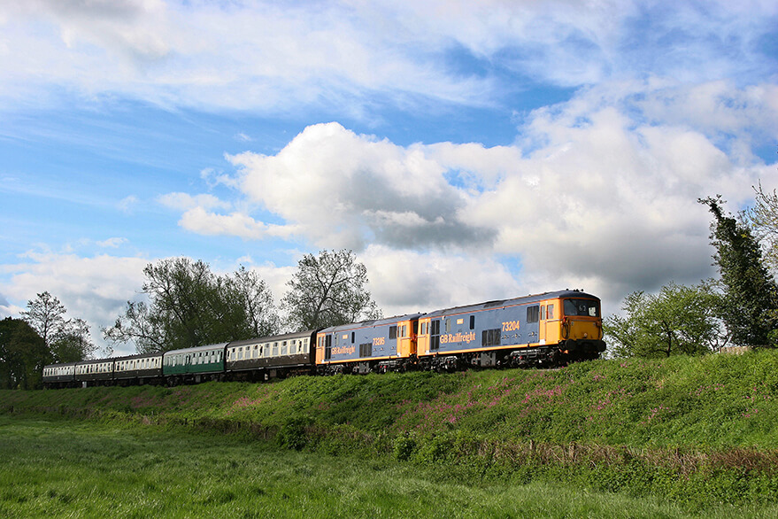 Confirmation of Visitors for the West Somerset Railway Diesel Gala 20th - 23rd June 2019