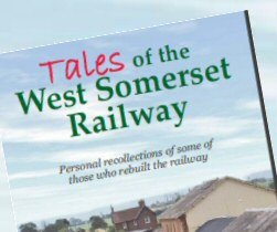 Book signings at Bishops Lydeard and Minehead on 8th and 9th June 2019